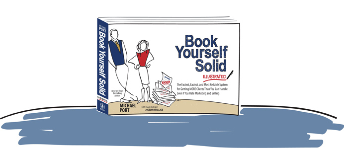 Book yourself solid illustrated solutioingenieria